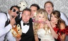 Pixster Photobooth: $350 for a Three-Hour Photo Booth Rental Package with Prints from Pixster Photo Booth ($700 Value)