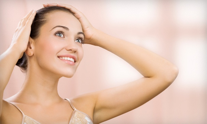 Simplicity Laser Hair Removal - Simplicity Laser of Tucson: Laser Hair-Removal Treatments at Simplicity Laser Hair Removal (Up to 90% Off). Five Options Available.