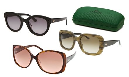 dfe182b521 Lacoste Aviator Sunglasses Groupon