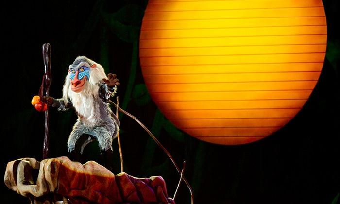 """Disney On Ice presents Treasure Trove"" Presented by Stonyfield YoKids Organic Yogurt - Arena: <i>Disney On Ice presents Treasure Trove</i> Presented by Stonyfield YoKids Organic Yogurt on April 22-24"
