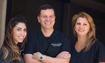 Up to 85% Off Dental Exam Packages at Dr. Andres Torres