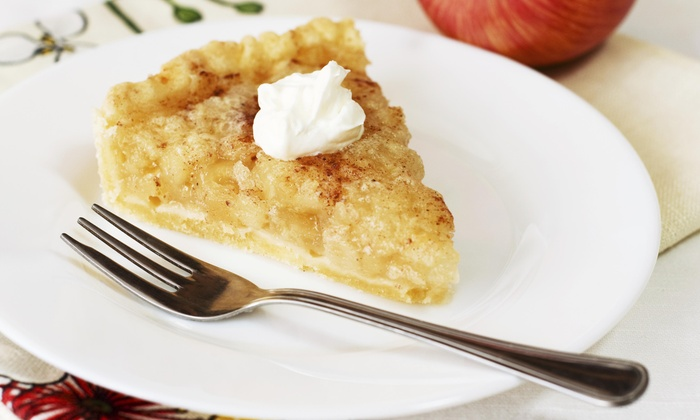 My Just Desserts - Alton: $3 Off Any Whole Pie on The Menu at My Just Desserts