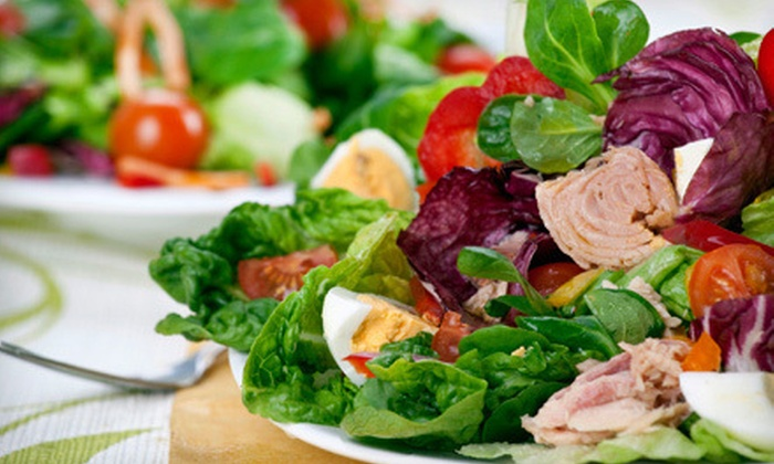 Insalata - Troy: $5 for $10 Worth of Salads, Paninis, Sandwiches, and Drinks at Insalata