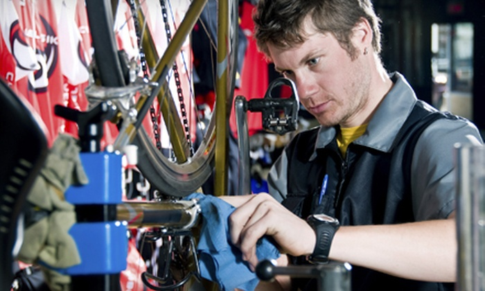 Rollin' Cycles - Logan Circle - Shaw: Bike Tune-Up or Two-Hour Bike Rental for Two at Rollin' Cycles (Up to 51% Off)