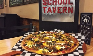 Roff School Tavern: $11 for Two Groupons, Each Good for $10 Worth of Food at Roff School Tavern ($20 Total Value)