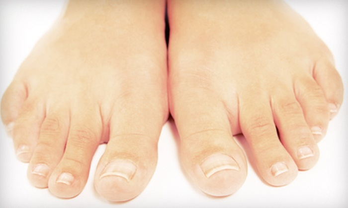 Laser Lean - Chapel Hill: Laser Nail-Fungus Removal on One Toe, Two Toes, One Foot, or Both Feet at Laser Lean (Half Off)