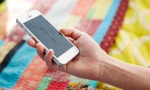 Cellular Repair Center, Inc.: Screen Replacement for iPhone 5/5s/5c/6 or iPad 2/3/4/Air/Mini at Cellular Repair Center (Up to 57% Off)