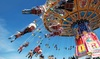 West Alabama State Fair - Tuscaloosa: Two, Four, or Eight General-Entry Passes with Unlimited Rides at West Alabama State Fair (Up to 76% Off)