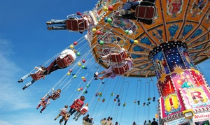 West Alabama State Fair: Two, Four, or Eight General-Entry Passes with Unlimited Rides at West Alabama State Fair (Up to 76% Off)