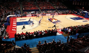 UIC Flames Men's Basketball Game: UIC Flames Men's Basketball Game (November 13–February 21)