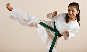 Carter's Academy of Self-Defense: $45 for $99 Toward 1 Month of Unlimited Aikido and Jiu-Jitsu Classes with One Free Uniform