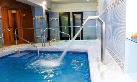 Circuito spa para 2 personas con opción a masaje relajante desde 16,99 € en Aquabody Balneario