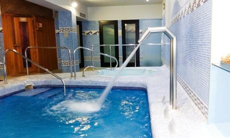 Circuito spa para 2 personas con opción a masaje relajante desde 16,95 € en Aquabody Balneario