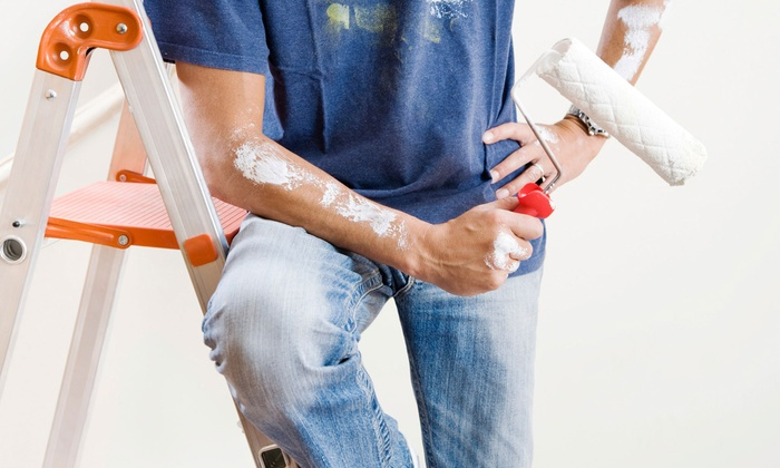 H&R Exterior Maintenance Inc. - Charlotte: Interior Painting for One or Three Rooms Up to 15'x15'x10 Each from H&R Exterior Maintenance Inc. (Up to 73% Off)