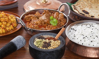 image for Indian Cuisine For Two (from £7.90) or Four (from £16.90) at Malton Spice (Up to 61% Off)