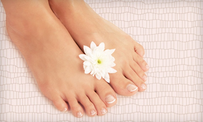 Lee Nail Salon and Day Spa - Durham: $14 for a Basic Pedicure at Lee Spa Nails ($28 Value)