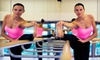 the body barre - Hampden: 3 or 10 body-barre Fitness Classes at the body barre (Up to 53% Off)