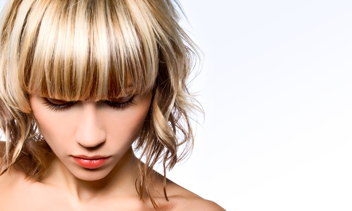 Heidi Leib at Revelations Salon - Smithridge Shopping Center: Haircut and Conditioning with Optional Highlights or Color from Heidi Leib at Revelations Salon (Up to 68% Off)
