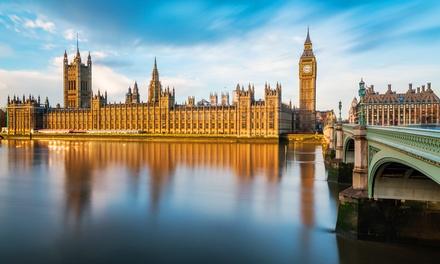 Londen: 1 tot 3 nachten met ontbijt in het Travelodge, naar keuze met excursies voor 2 tot 4 personen