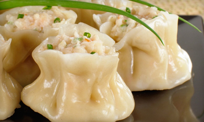 Chynna Dim Sum Lounge - Downtown Los Angeles: Homemade Dim Sum for Two or Four or More at Chynna Dim Sum Lounge (Half Off)