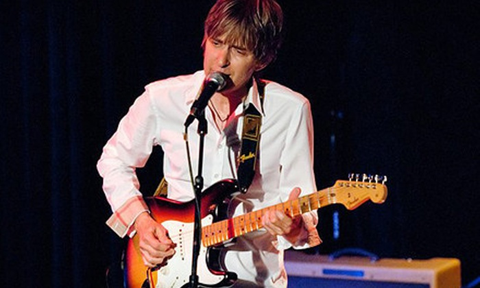 Eric Johnson - Riverside: $20 to See Eric Johnson at Bing Crosby Theater on August 15 at 7:30 p.m. (Up to $40 Value)