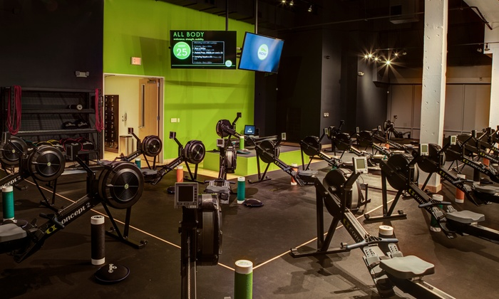 Row Studios - Greenway - Upper Kirby: Four Weeks of Membership and Unlimited Fitness Classes at ROW Studios (75% Off)