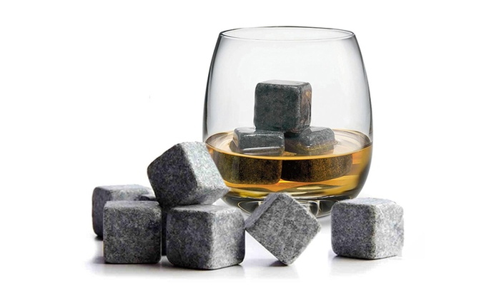 9, 18 or 27 Beverage Stones from AED 45 (Up to 69% Off)