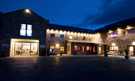 Lancashire: 1 Night for Two with Breakfast and Dinner Credit at 4* Oak Royal Hotel Golf & Country Club