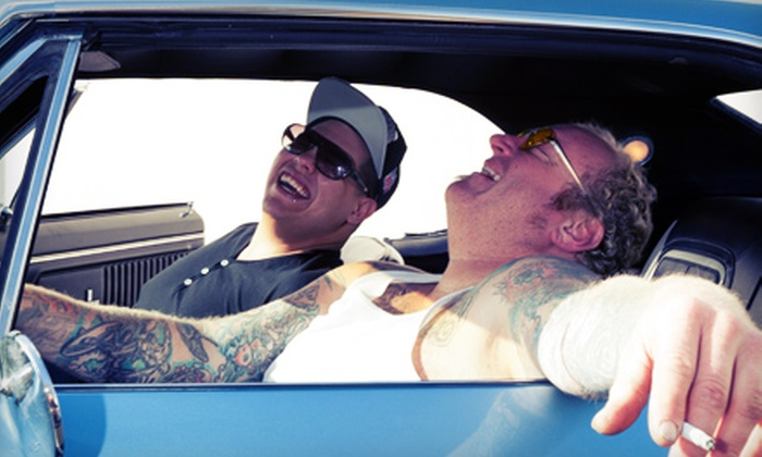 Sublime with Rome - Philadelphia: $25 to See Sublime with Rome at River Stage at Great Plaza - Penn's Landing on July 16 at 7 p.m. (Up to $ 47.35 Value)