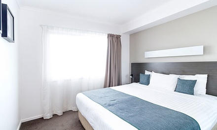 Tuggeranong, South Canberra: One Night for Two with Bike Hire, Picnic Blanket and Late Check-Out at 4* Abode Tuggeranong