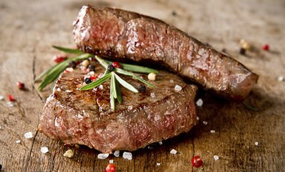 image for Choice of Any Main, Sirloin or Rib-Eye Steak Meal for Two at The Rosehip (Up to 55% Off)