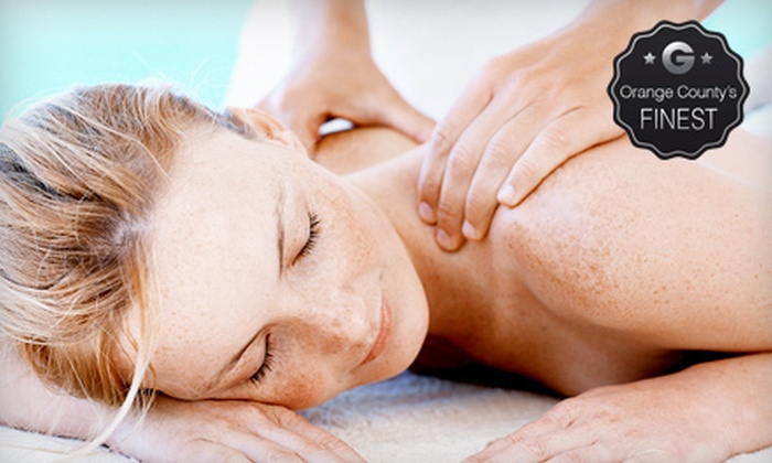 CloudMover Day Spa - Huntington Beach: Massage and Facial Packages at CloudMover Day Spa (Up to 58% Off). Three Options Available.
