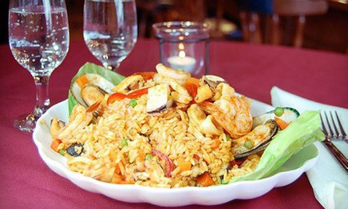 Piolin Restaurant II - South End: Peruvian Fare at Piolin Restaurant II (Half Off). Two Options Available.