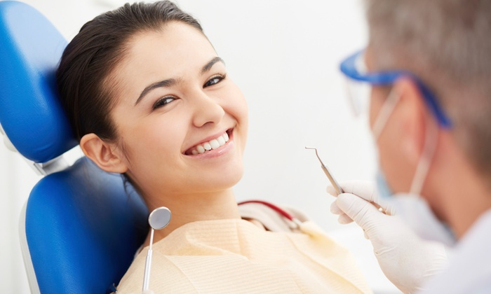 MD Center of Aesthetic Dentistry - Bowie: $45 for Dental Exam, X-ray and Cleaning at MD Center of Aesthetic Dentistry ($359 Value)
