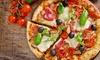 Pizza, salumi e birre 18,90 Euro