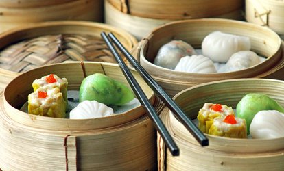 image for Dim Sum Making Class With Prosecco For One or Two at London Cookery School (Up to 65% Off)