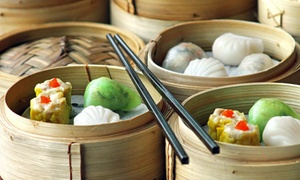 London Cookery School: Dim Sum Making Class With Prosecco For One or Two at London Cookery School (Up to 65% Off)