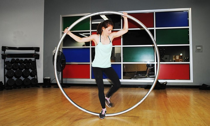 Calgary Acrobatic Studio - Calgary: Wheel-Gymnastics Intro Course for One or Two at Calgary Acrobatic Studio (Up to 80% Off)