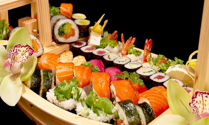 Dîner japonnais proche de Montparnasse - R Sushi, 14ème | Groupon
