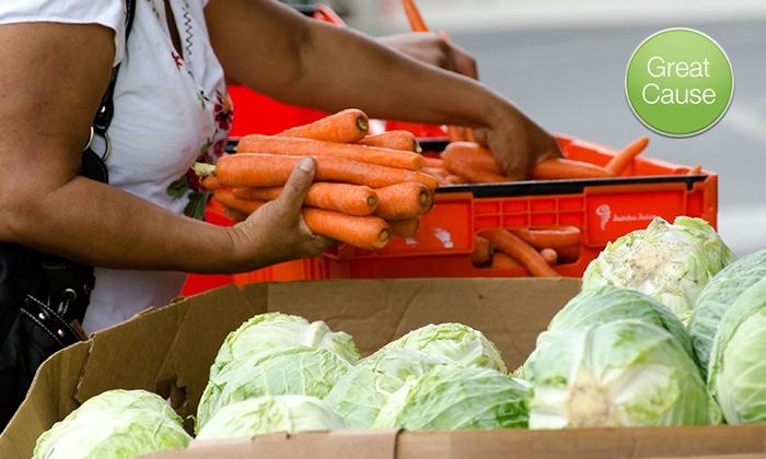 Second Harvest Food Bank of Orange County: $10 Donation to Second Harvest Food Bank of Orange County