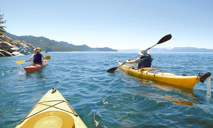 Amelia Island Adventures - Lofton Creek Camp Ground: Hiking or Kayaking Sunday Tour for Two or Four at Amelia Island Adventures (Up to 54% Off)