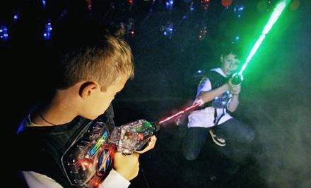 Lasertag of Carmichael - Lasertag of Carmichael in Carmichael