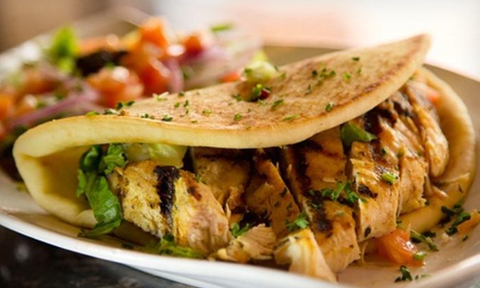 My Big Fat Greek Restaurant - Chandler: Greek Cuisine at My Big Fat Greek Restaurant (Half Off)