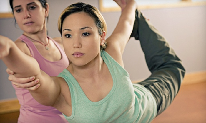 Bikram Yoga Falls - Palmetto Bay: One Month of Unlimited Classes or Five Classes at Bikram Yoga Falls (Up to 61% Off)