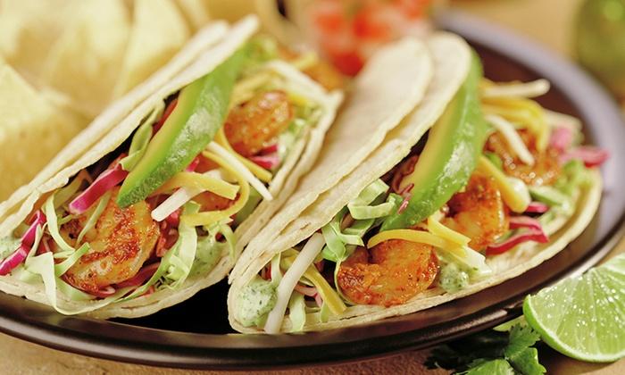 La Salsa Fresh Mexican Grill - Saint Louis: Mexican Food at La Salsa Fresh Mexican Grill (40% Off). Two Options Available.