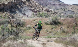 Gemini Events: 50K or 100K Bike Race for One or 100K Relay Bike Race for Two from Gemini Events (Up to 51% Off)
