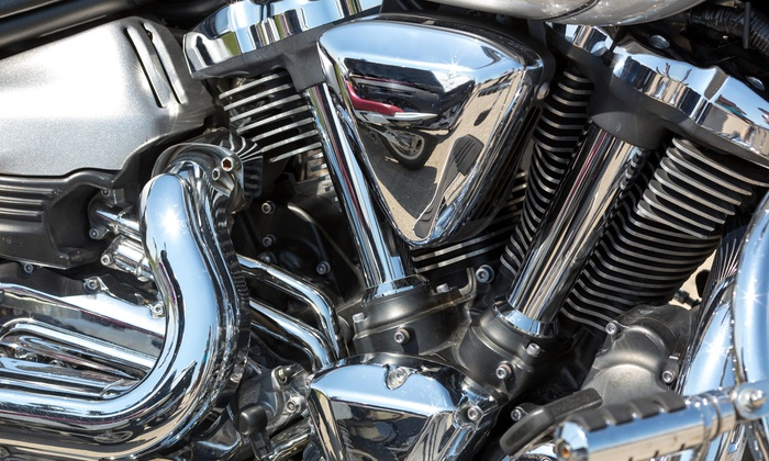 Distant Brothers Motorcycle Repair And Customs - Lyons: $261 for $475 Groupon — Distant Brothers Motorcycle Repair and Customs