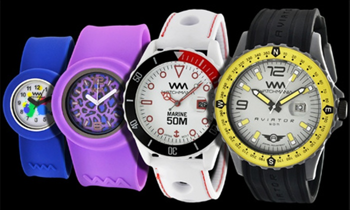 Watchmania - Downtown Miami: Watches and Accessories at Watchmania (Up to 53% Off). Three Options Available.