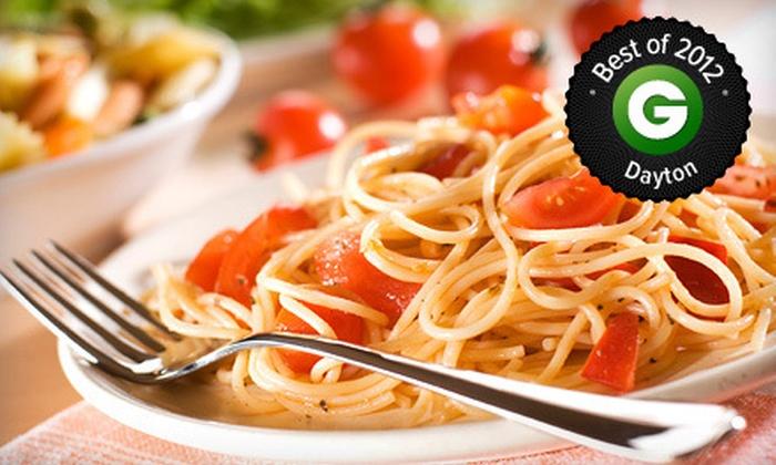 Giuliano, an Anticoli Tavern - Miamisburg: $15 for $30 Worth of Italian Cuisine at Giuliano, an Anticoli Tavern