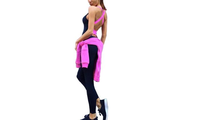 Combinaison fitness sensuelle  2888823a8d6